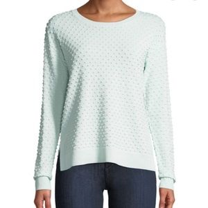 Milly 3D Pullover Sweater Size Medium